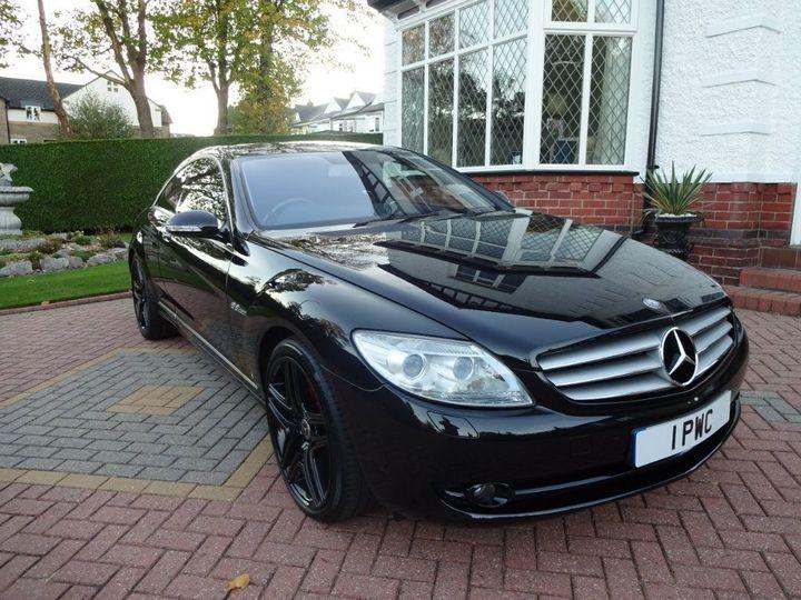 Mercedes-Benz CL 5.5 CL500 2dr (SOLD)